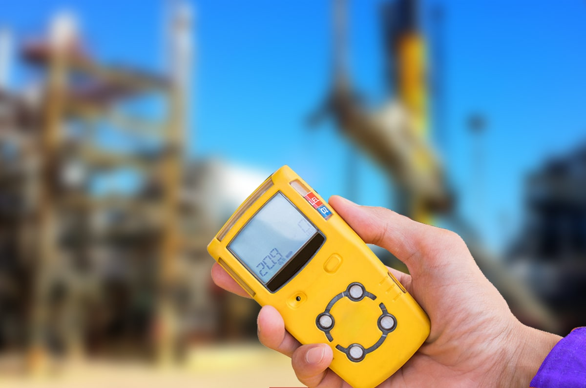 GAS DETECTOR CALIBRATION COMPANY IN SAUDI ARABIA